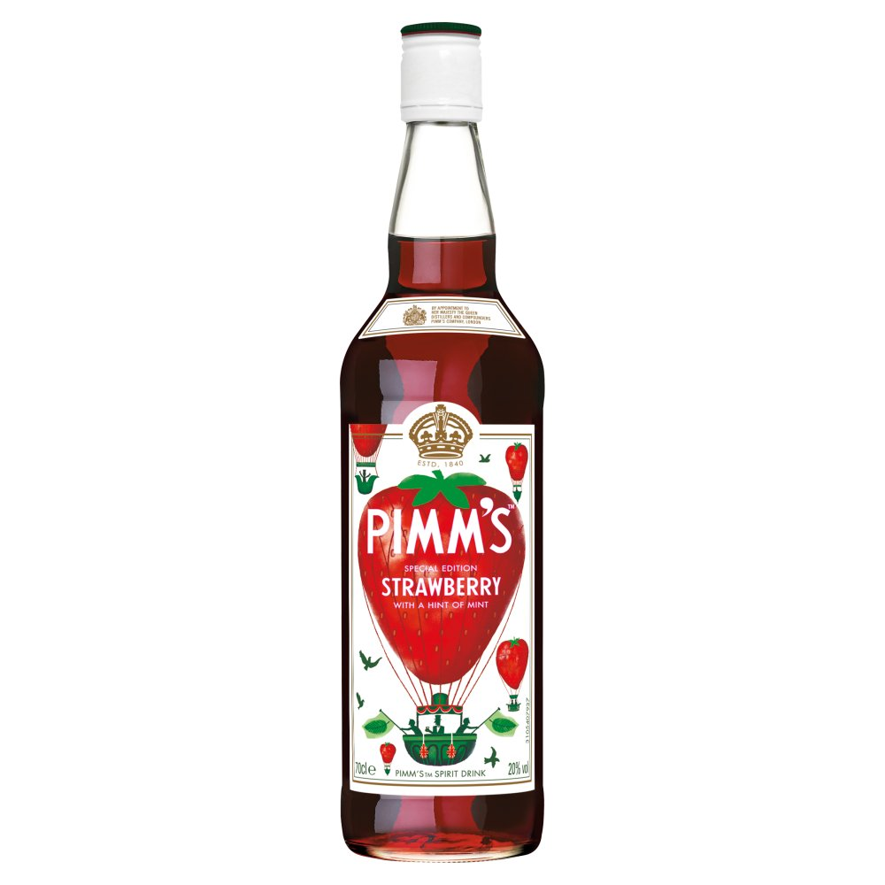 Pimms Strawberry £11.99