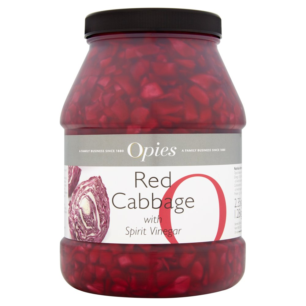 Opies Red Cabbage