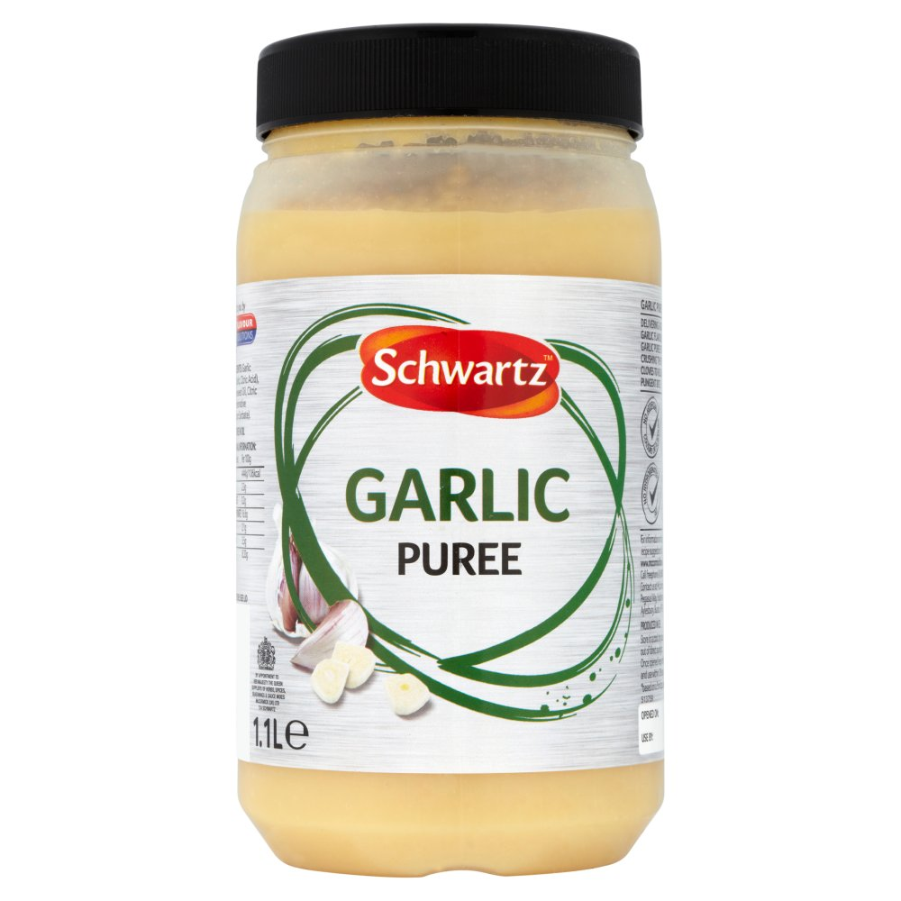 Sfc Garlic Puree 1.1Ltr