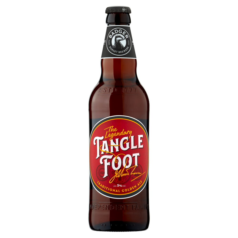 Badger The Legendary Tangle Foot Traditional Golden Ale 500ml
