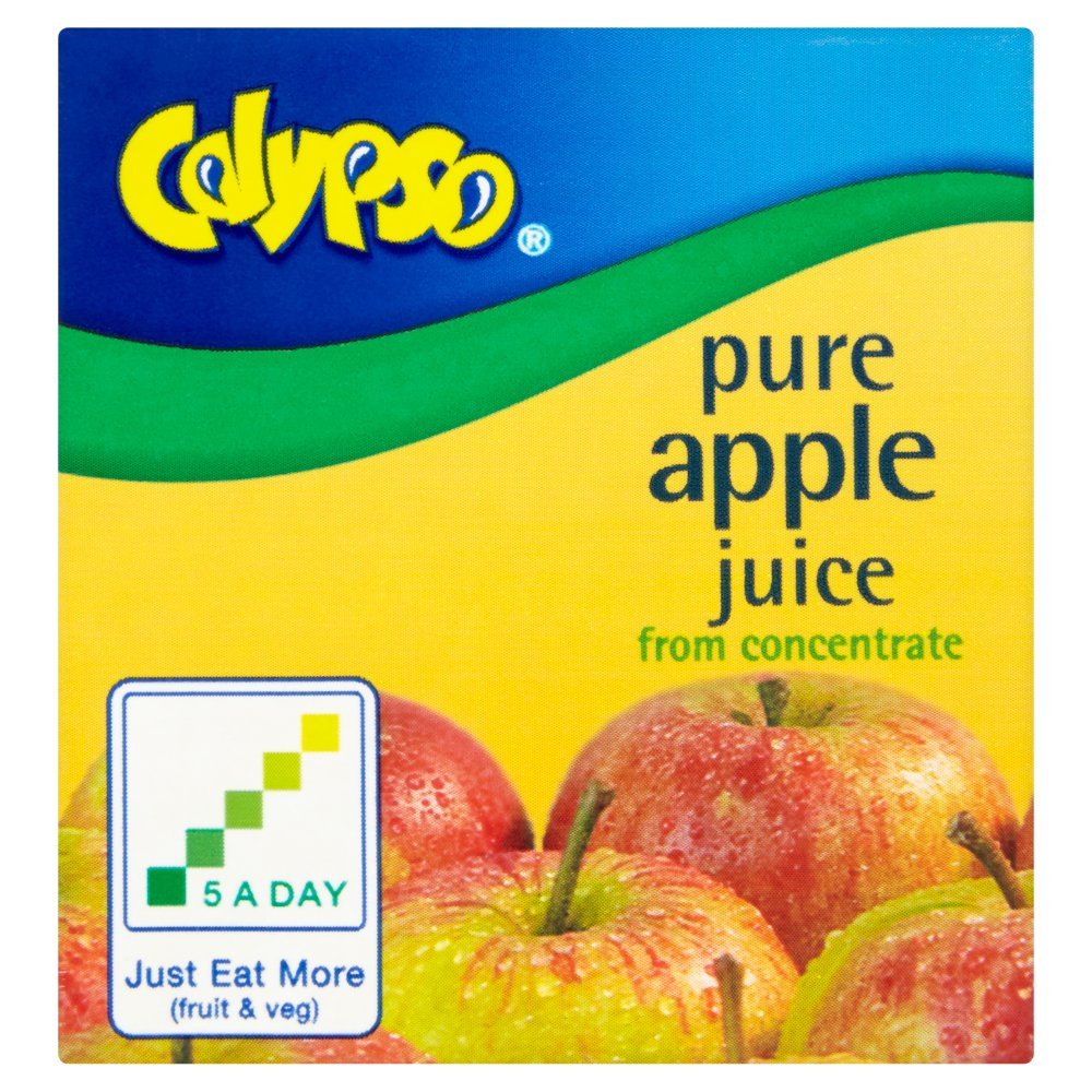 Calypso Pure Juice Apple