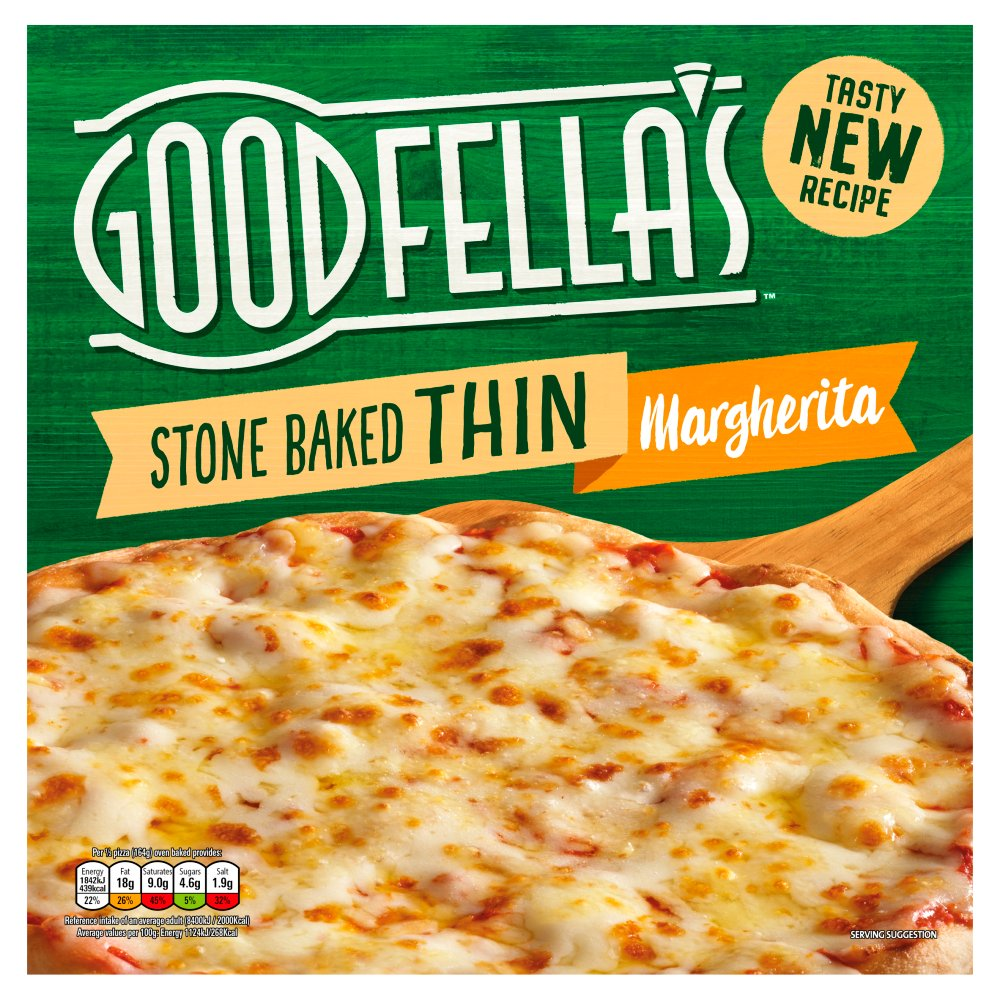 Good Fellas Thin Margharita