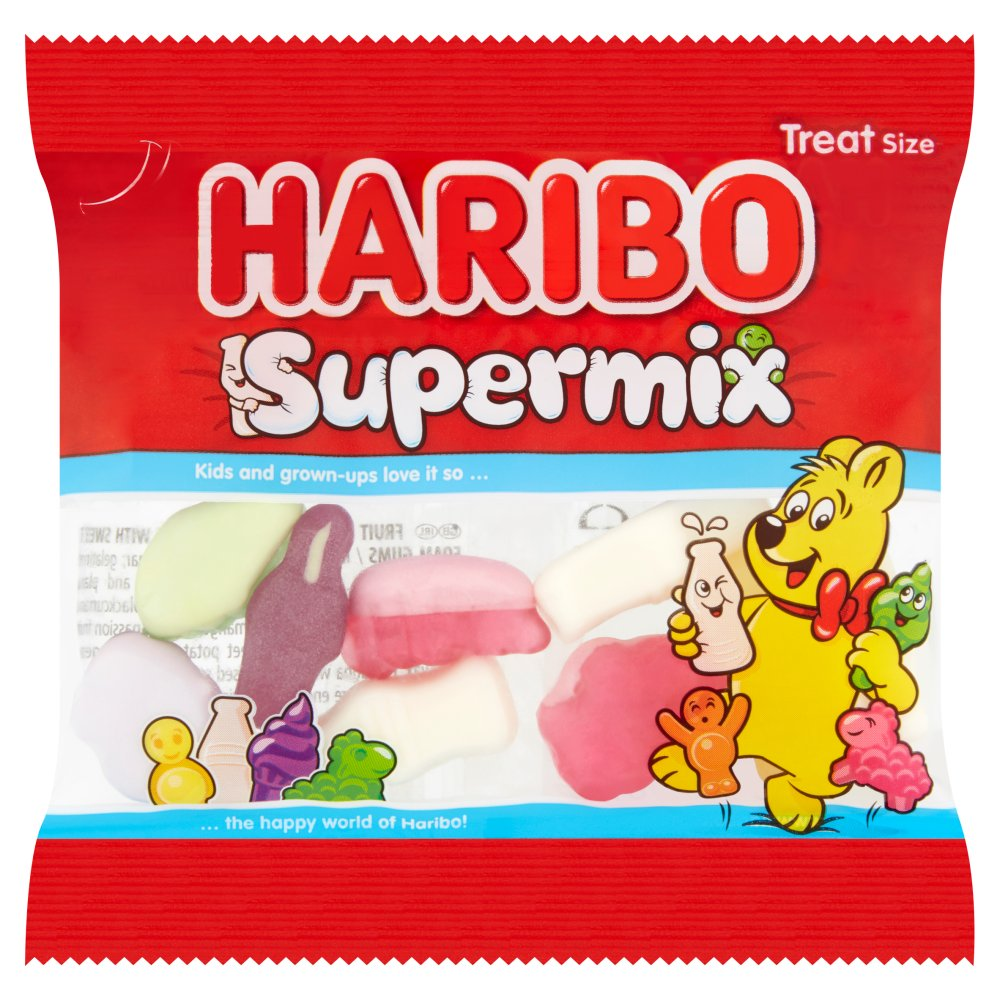 Haribo Kiddies Supermix Mini