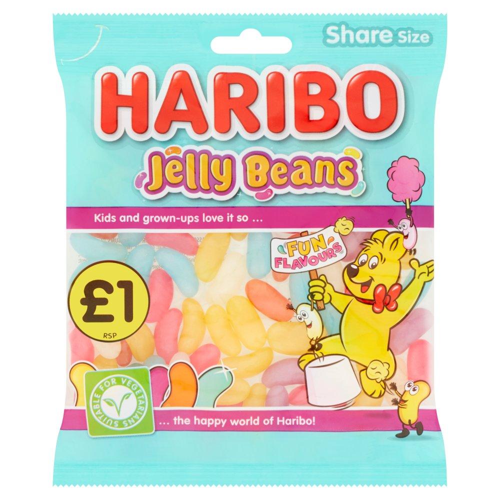 HARIBO Jelly Beans Bag 160g £1PM