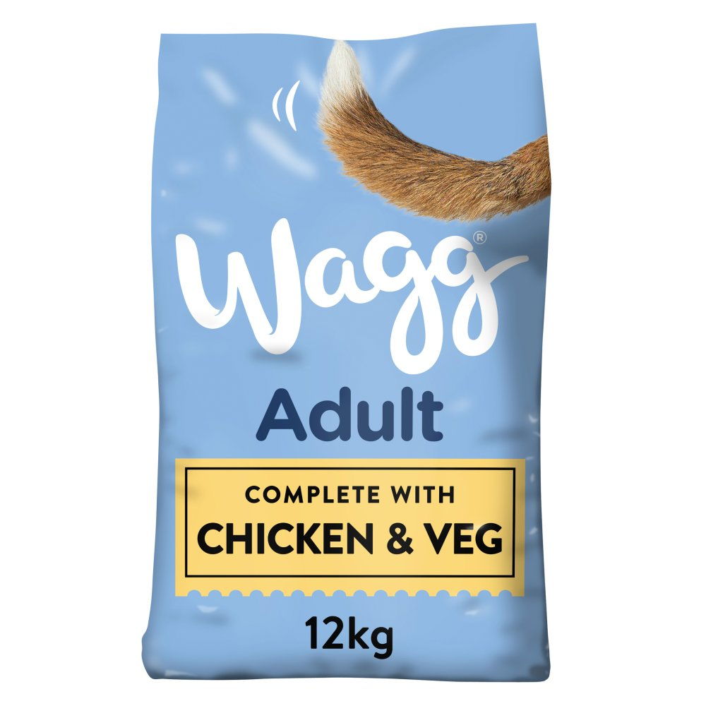 Wagg Adult with Chicken & Veg 12kg