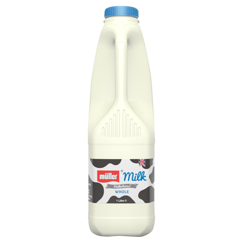 Müller Müllerlicious Whole Milk 1 Litre