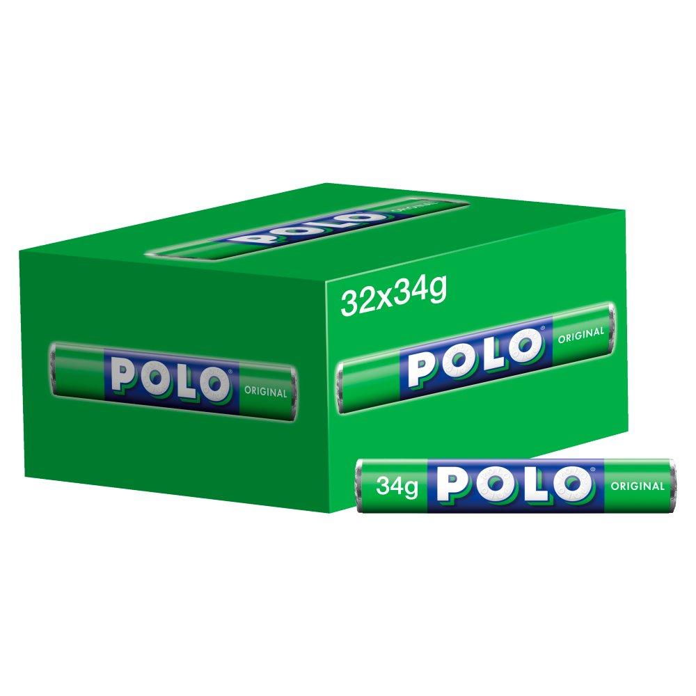 Polo Original Mint Tube 34g