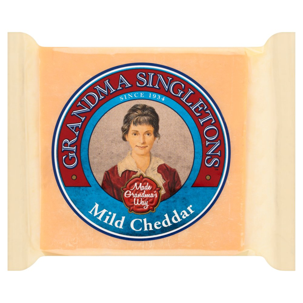 Sing Coloured Mild Cheddar