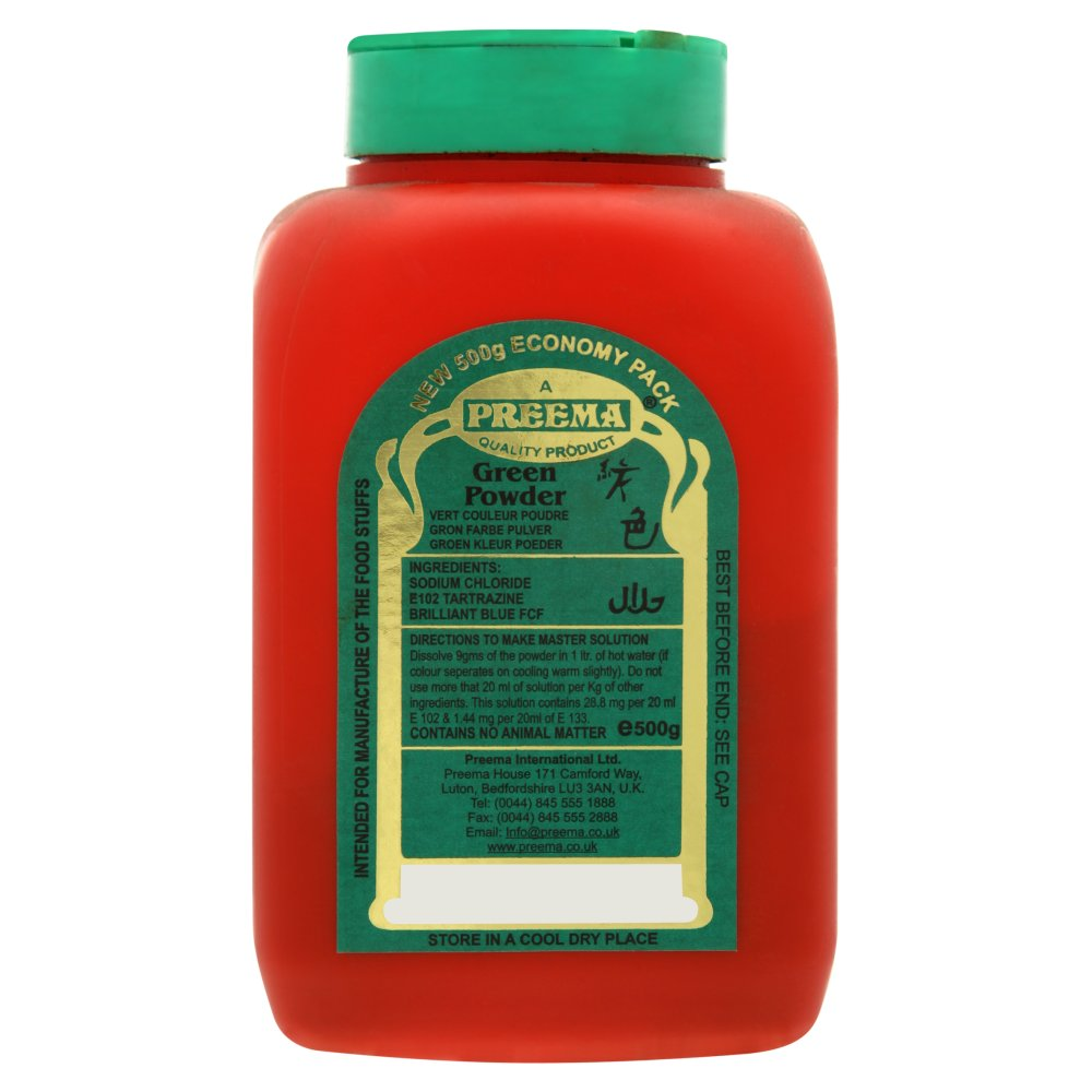 Preema Green Powder 500g