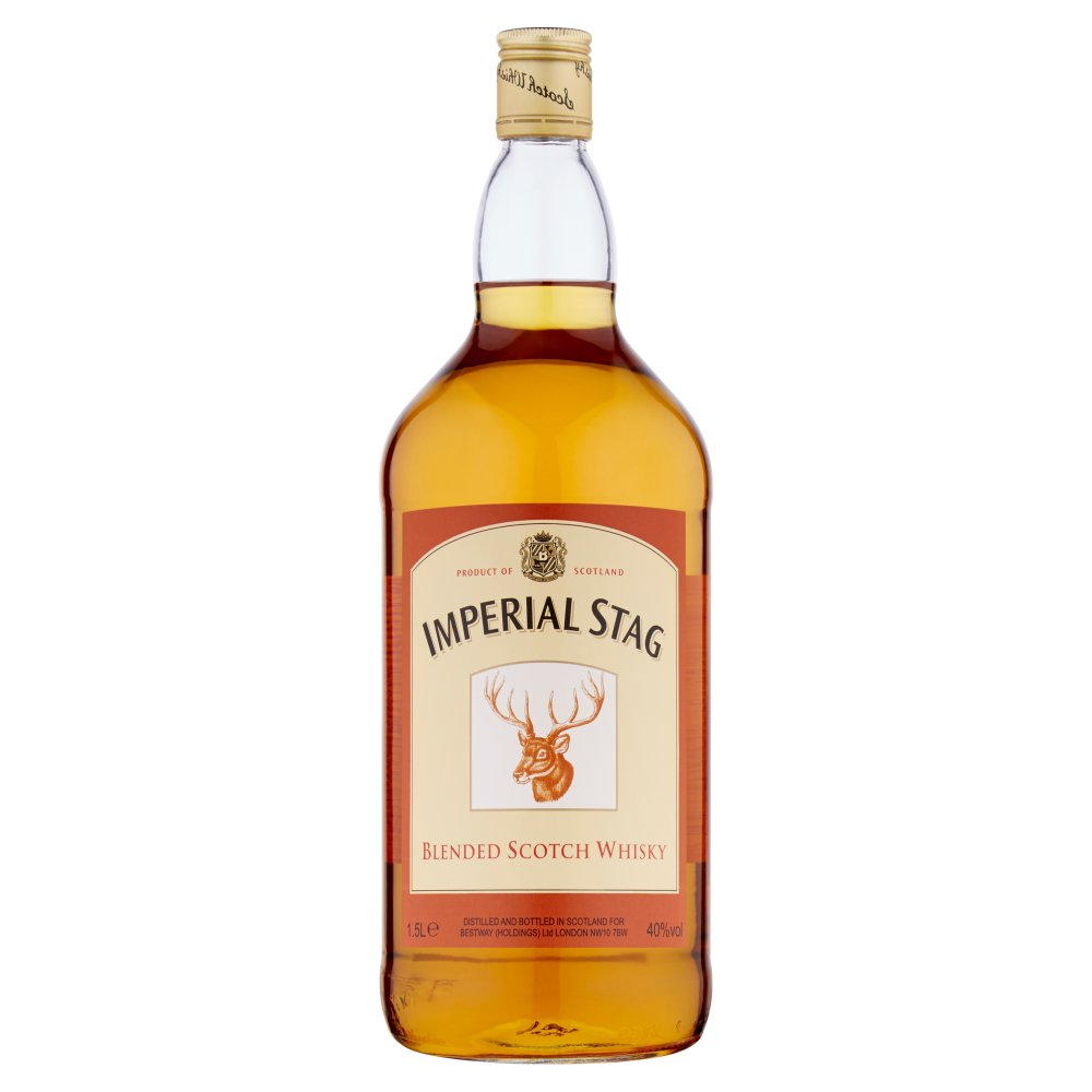 Imperial Stag Whisky 1.5Ltr
