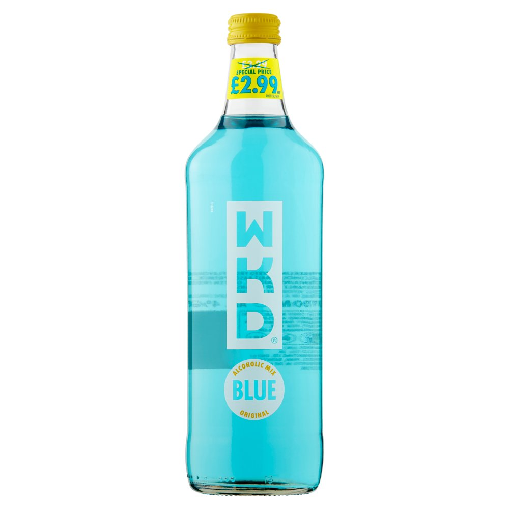 WKD Blue Alcoholic Ready to Drink 700ml PMP