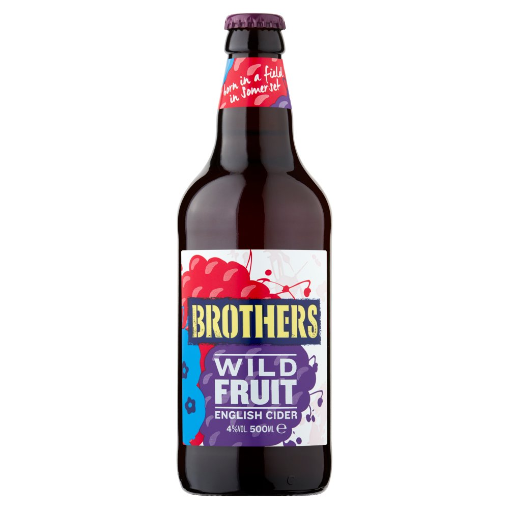 Brothers Wild Fruit 4%
