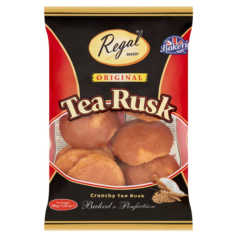 Regal Crunchy Rusks
