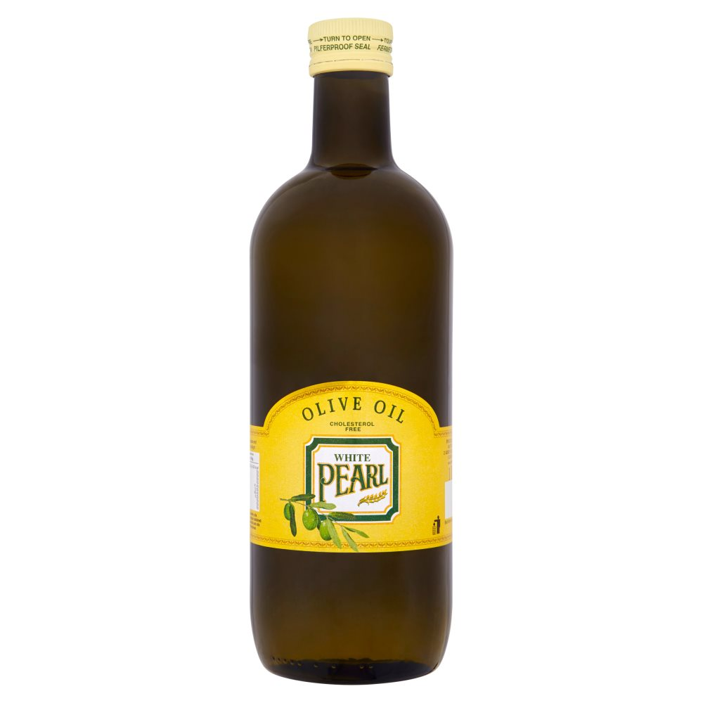 White Pearl Olive Oil