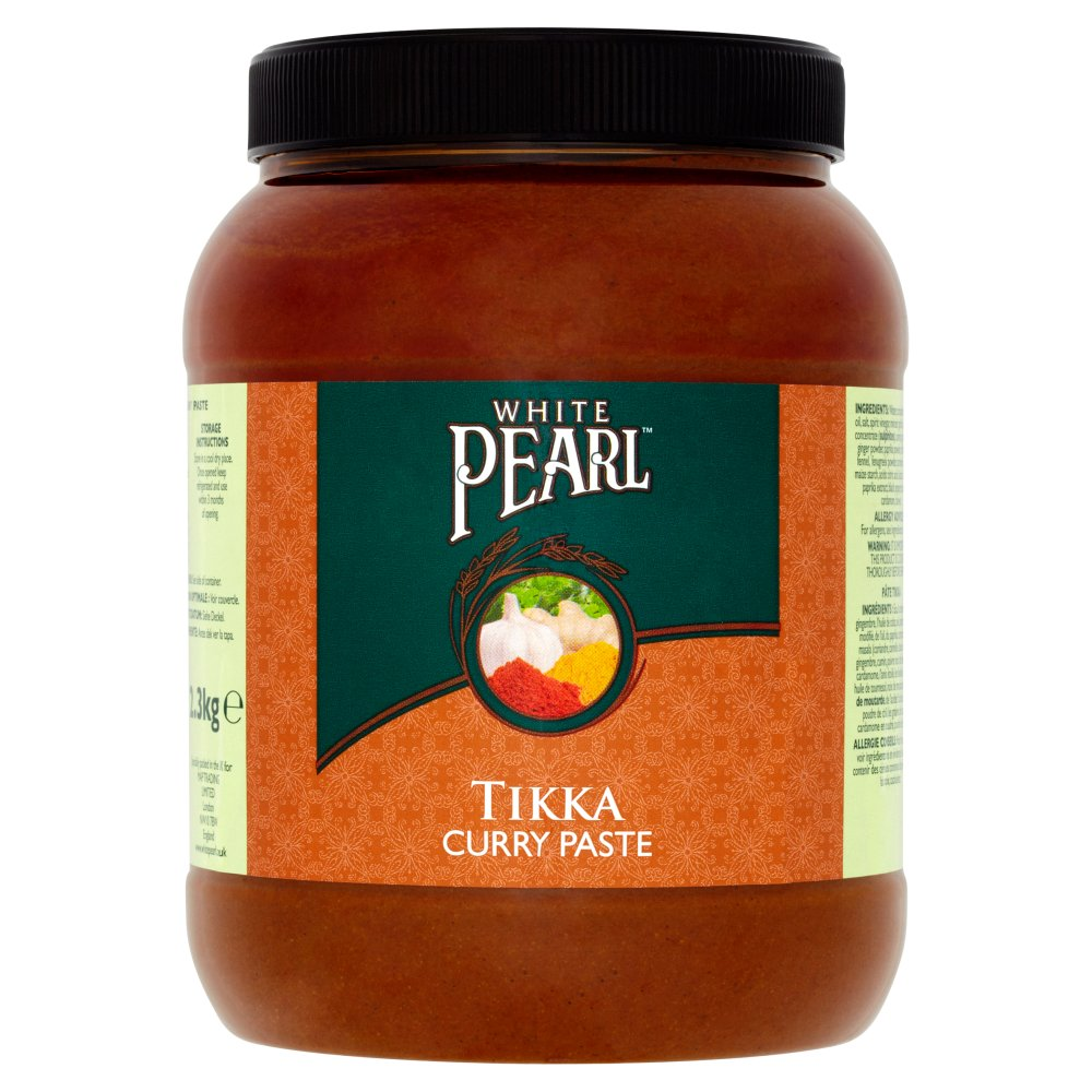 White Pearl Tikka Paste 2.3Kg