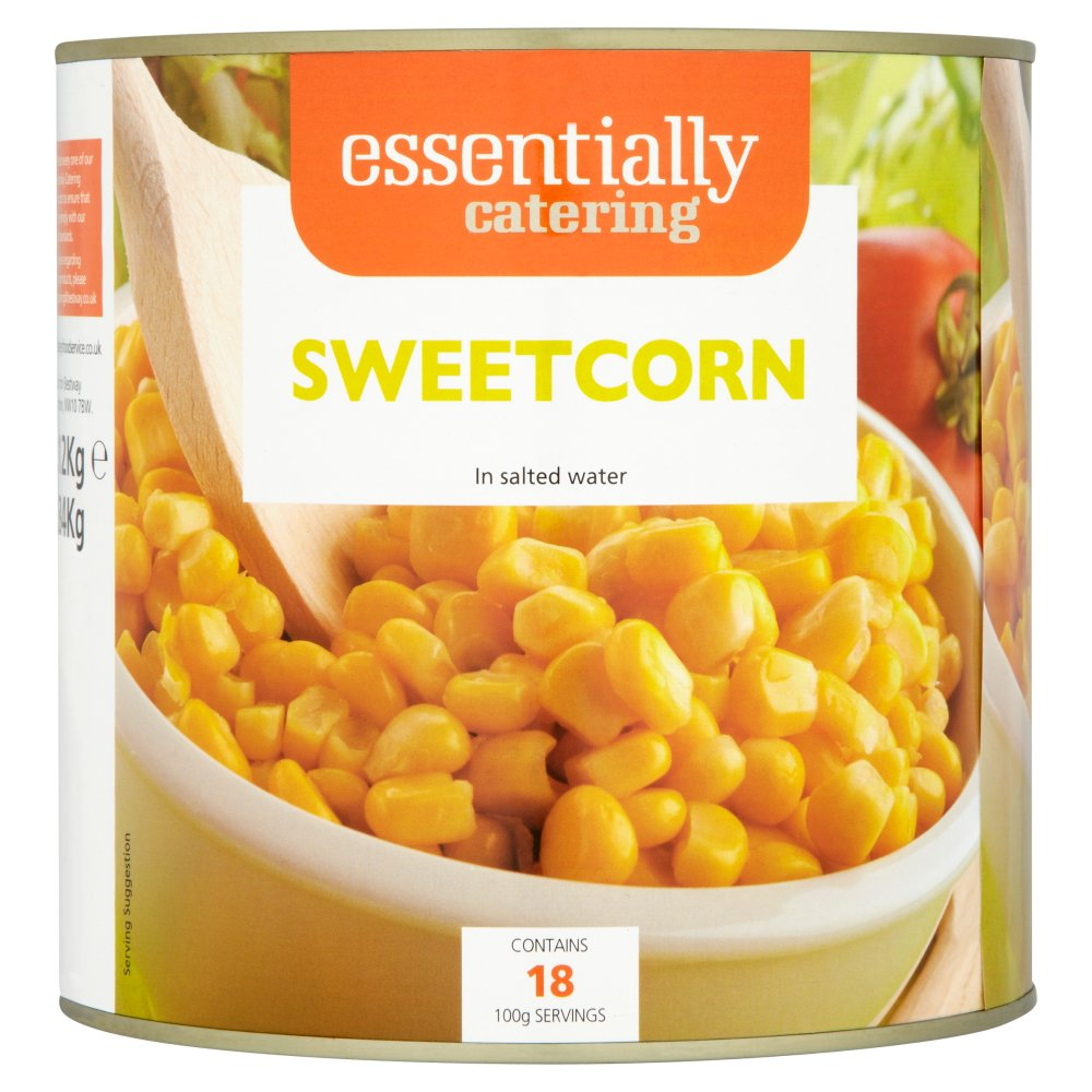 Essentially Catering Sweetcorn