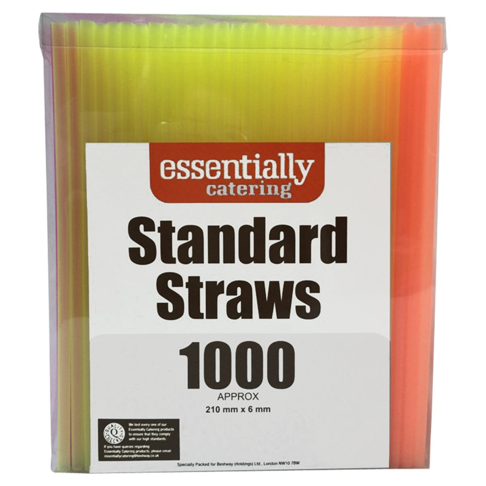 Essentially Catering Standard Straws