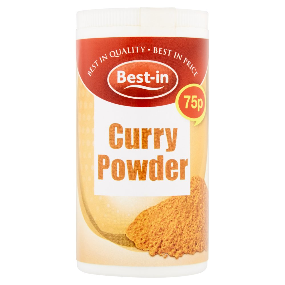 Bestin Curry Powder PM 75p