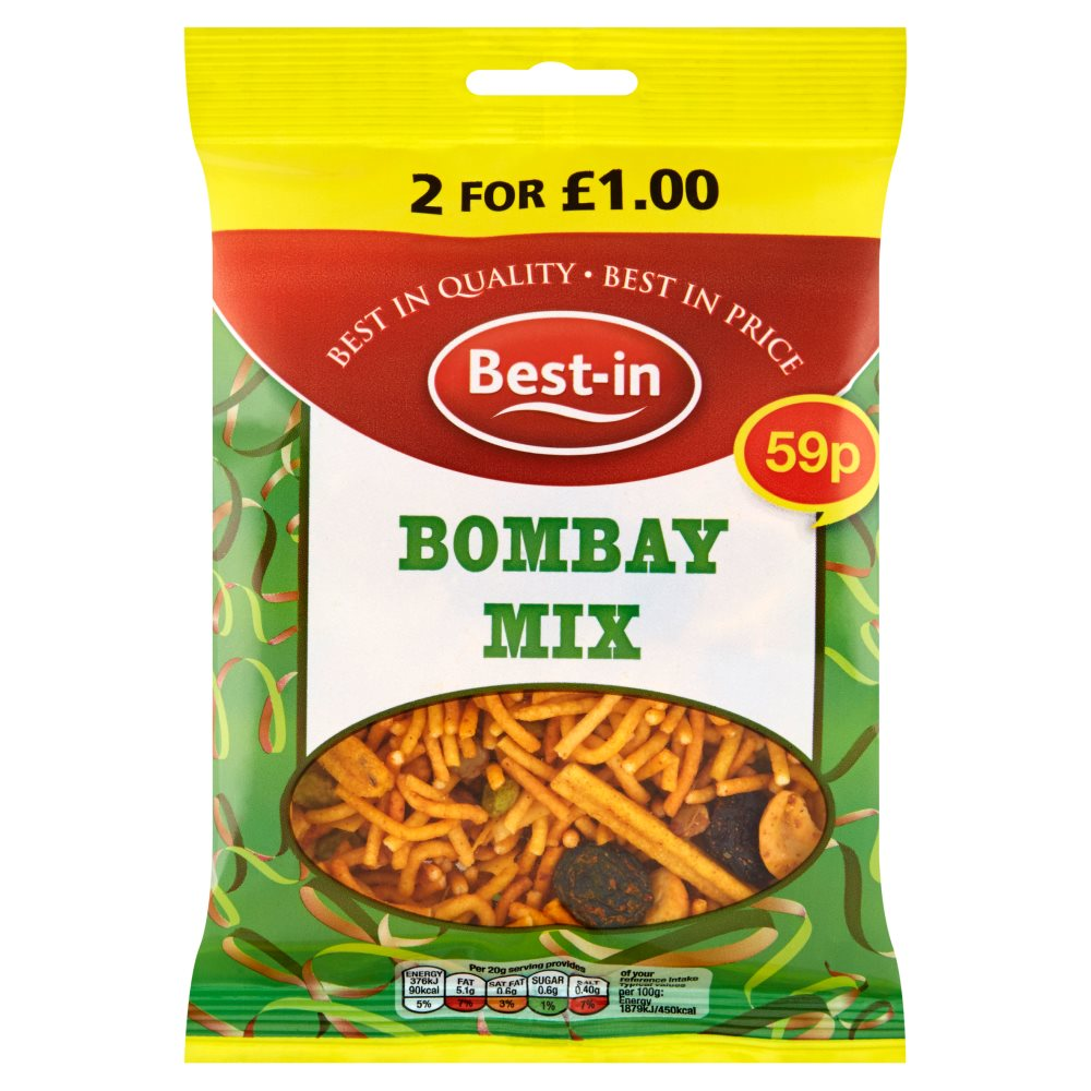Bestin Bombay Mix PM 59p