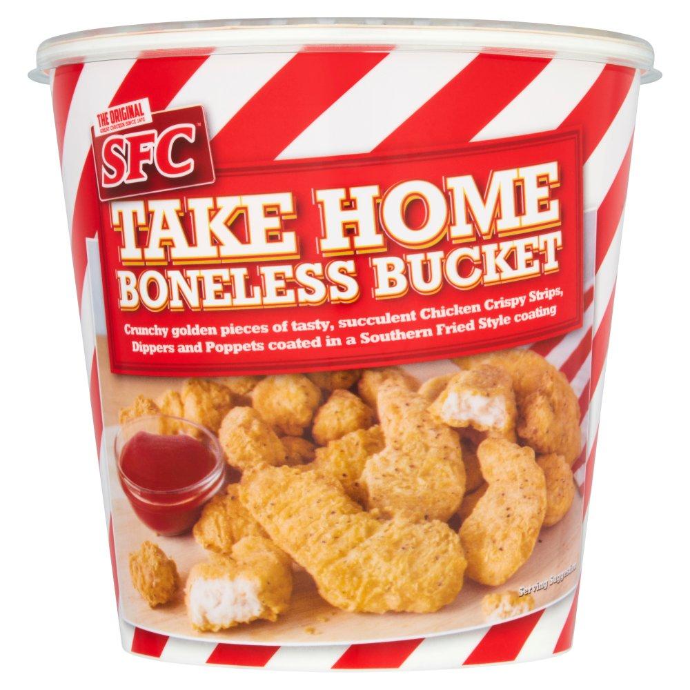 SFC Take Home Boneless Bucket 650g