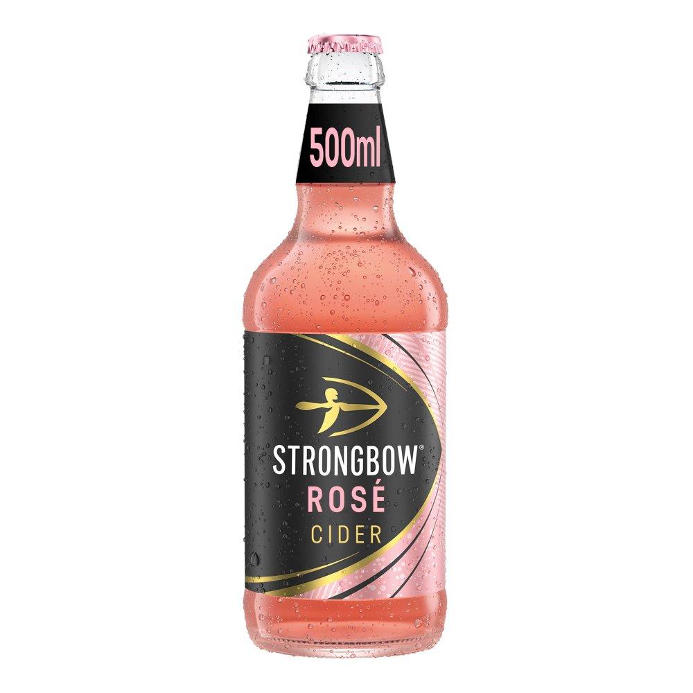 Strongbow Rosé Cider 500ml