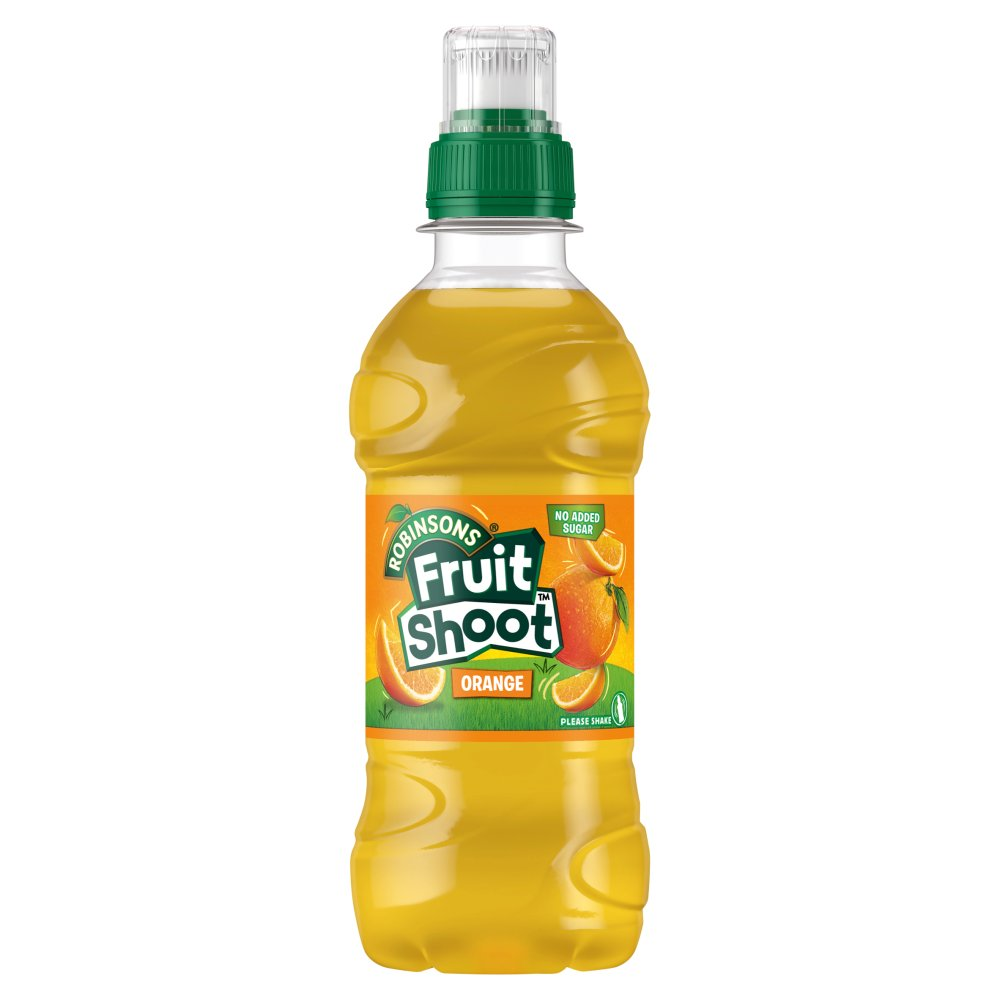 Fruitshoot Orange Low Sugar Pet