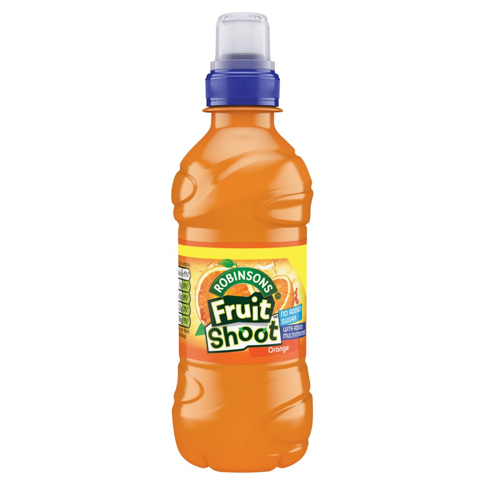 Fruitshoot Orange 69p Or 2/ £1.00