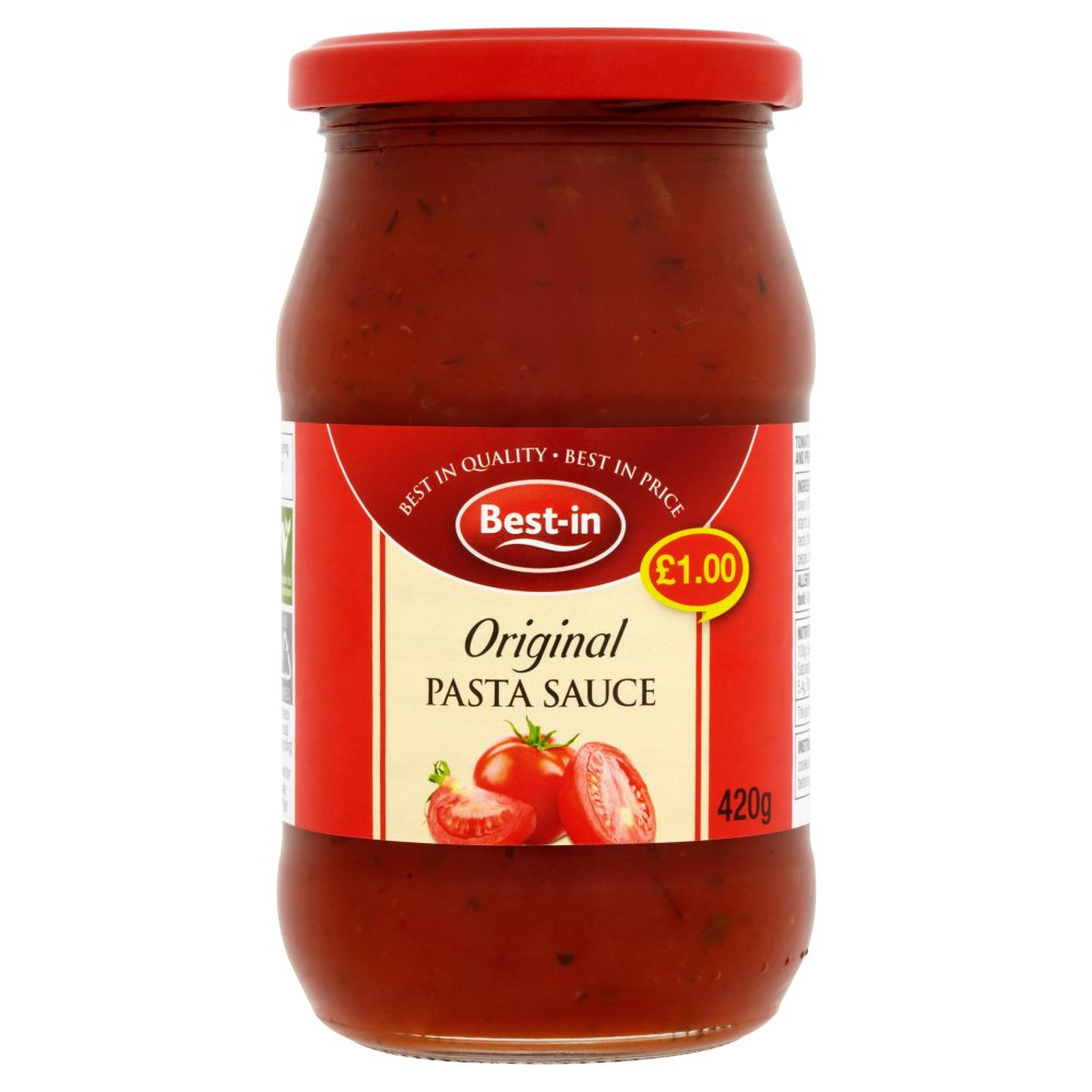 Besin Pasta Sauce Original PM £1
