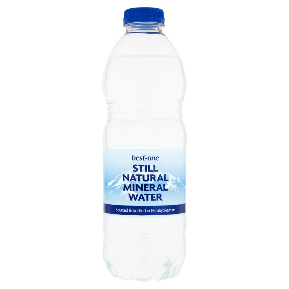 Best-One Still Natural Mineral Water 500ml