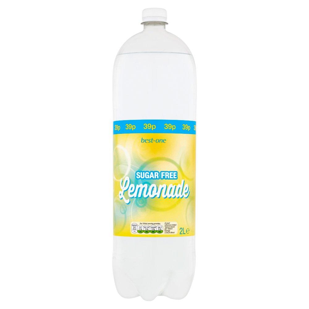 Best-One Sugar Free Lemonade 2L