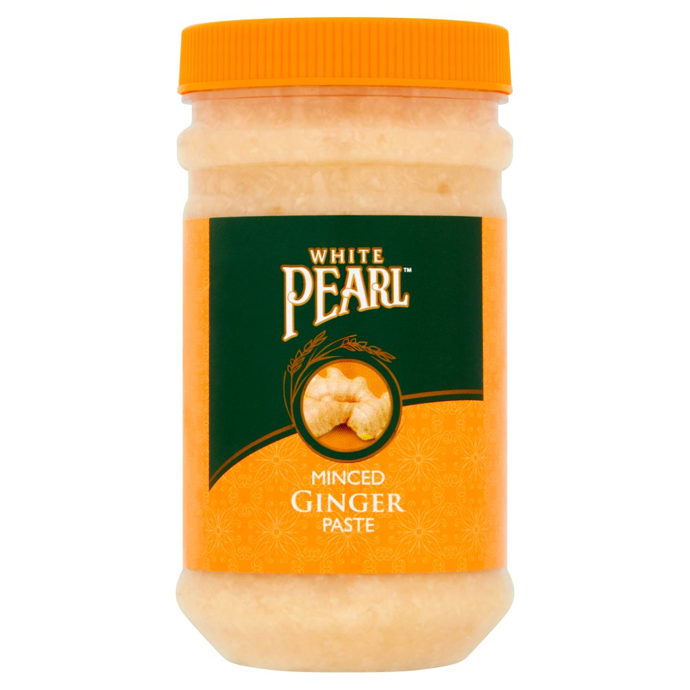 White Pearl Minced Ginger Paste 330g