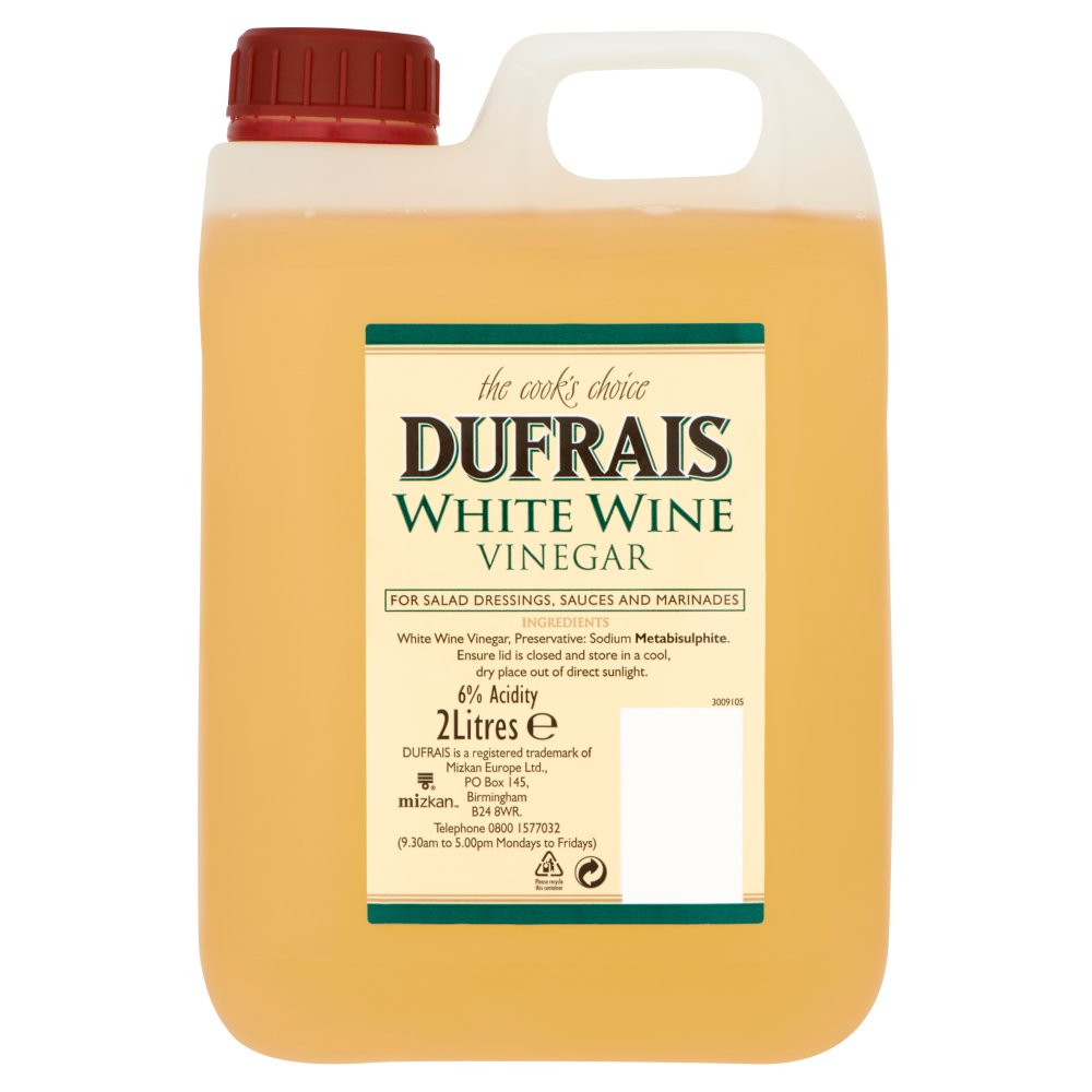Dufrais Wine Vinegar Wht