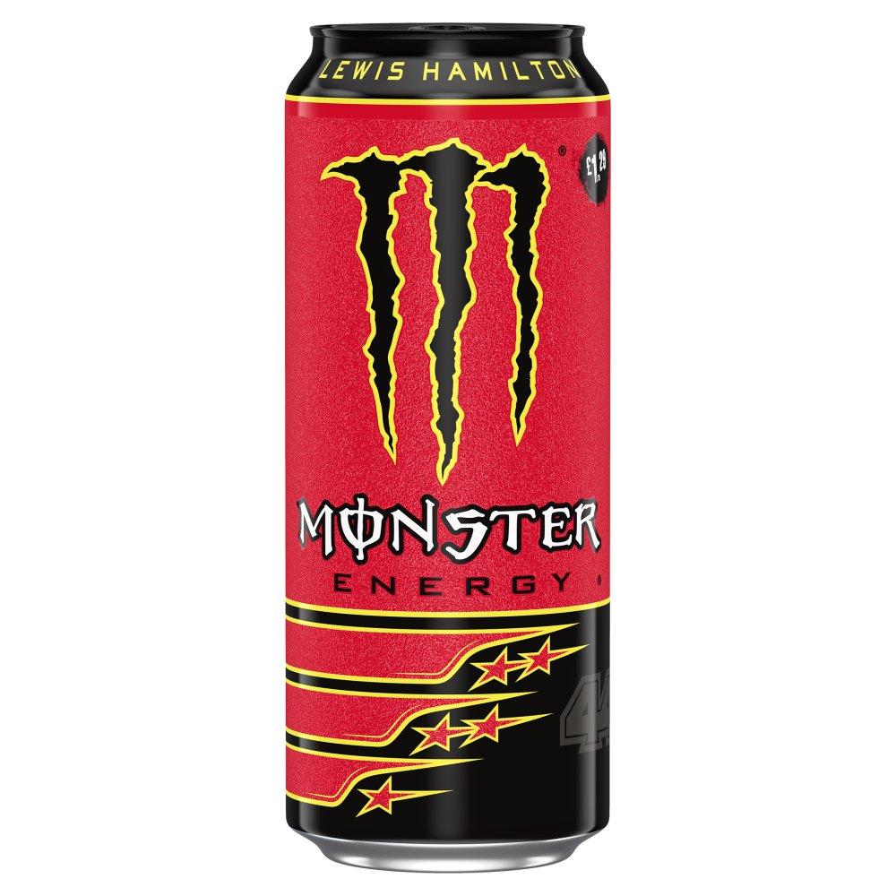 Monster Energy Lewis Hamilton 500ml PM £1.29