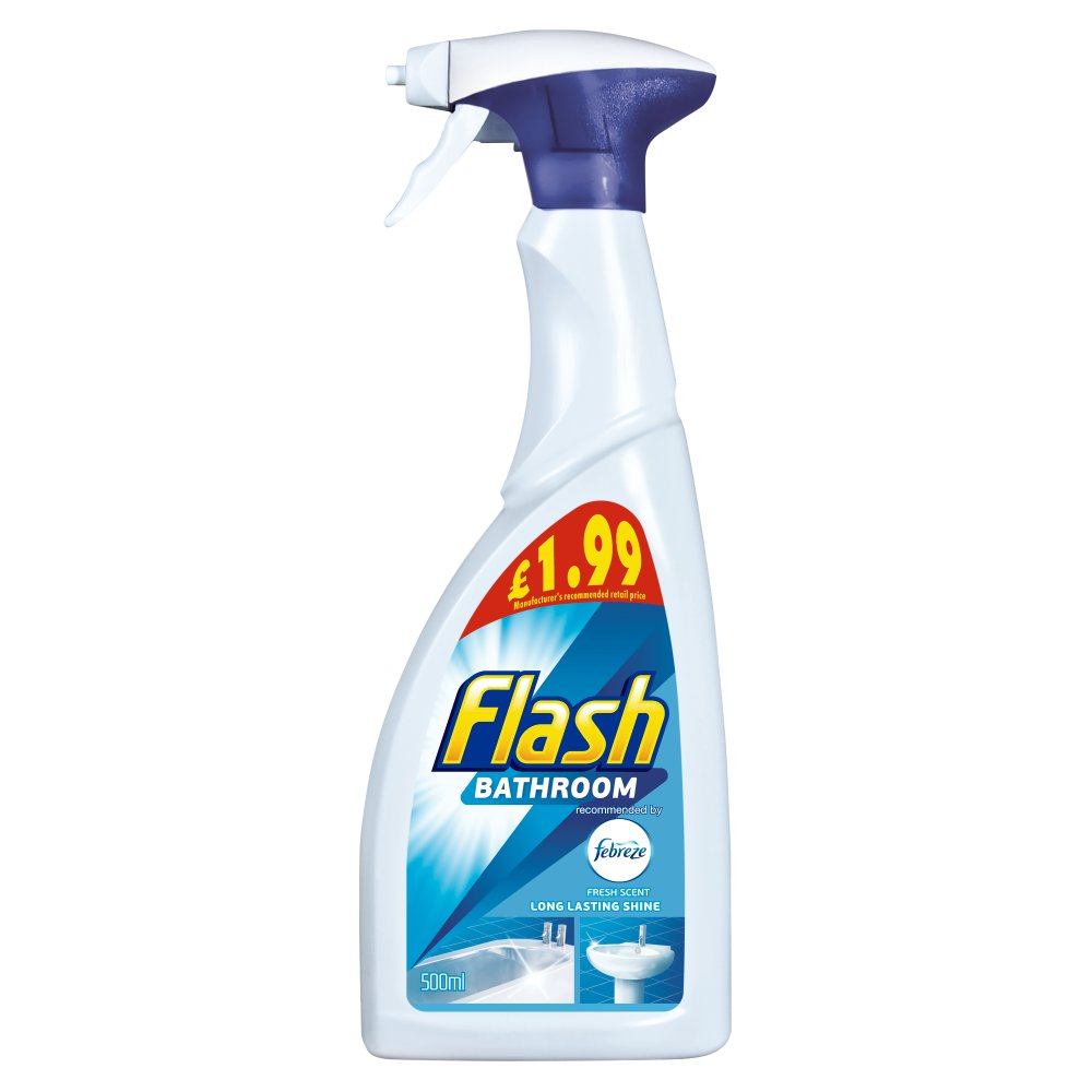 Flash Spray Bathroom PM £2.25