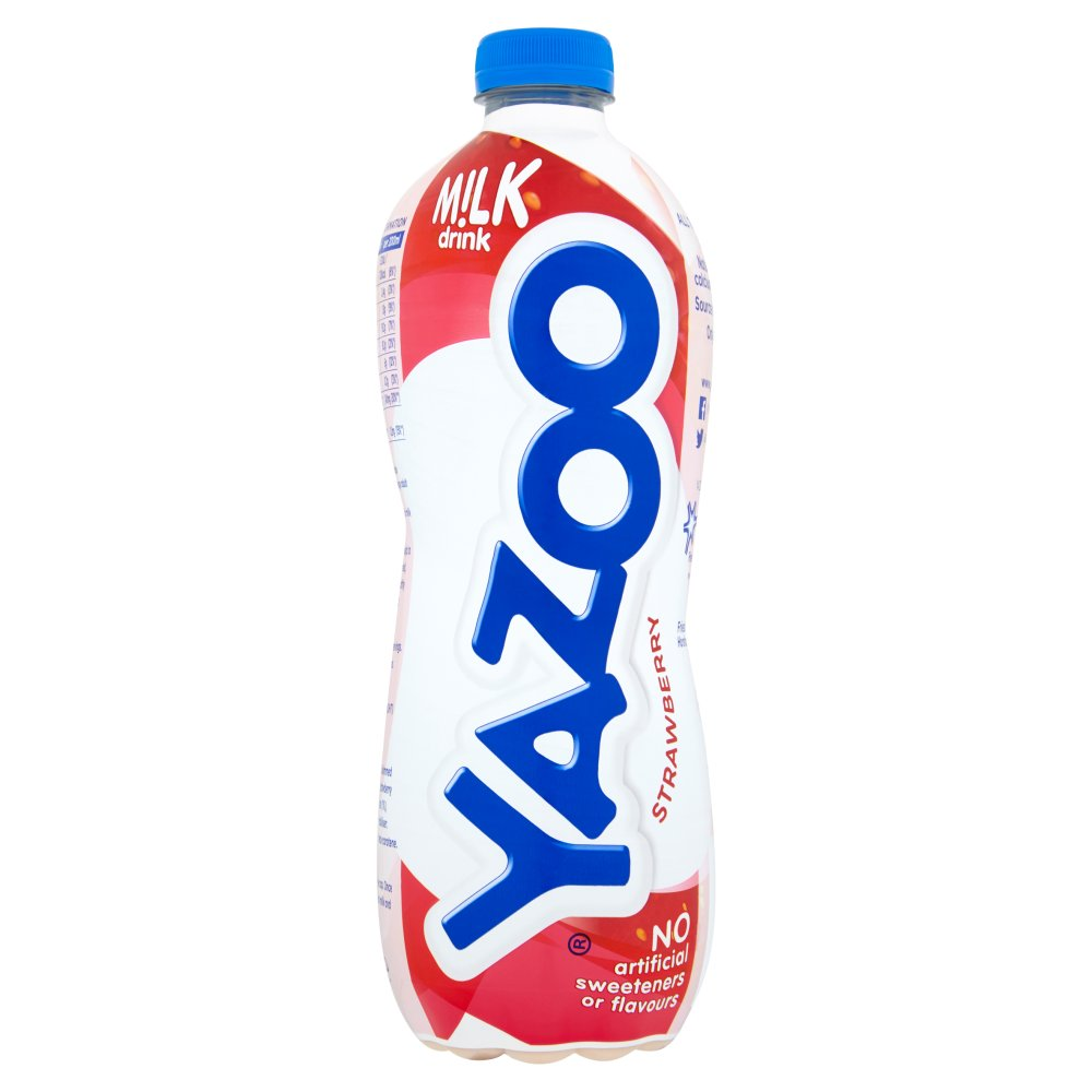 Yazoo Strawberry Milk Pet