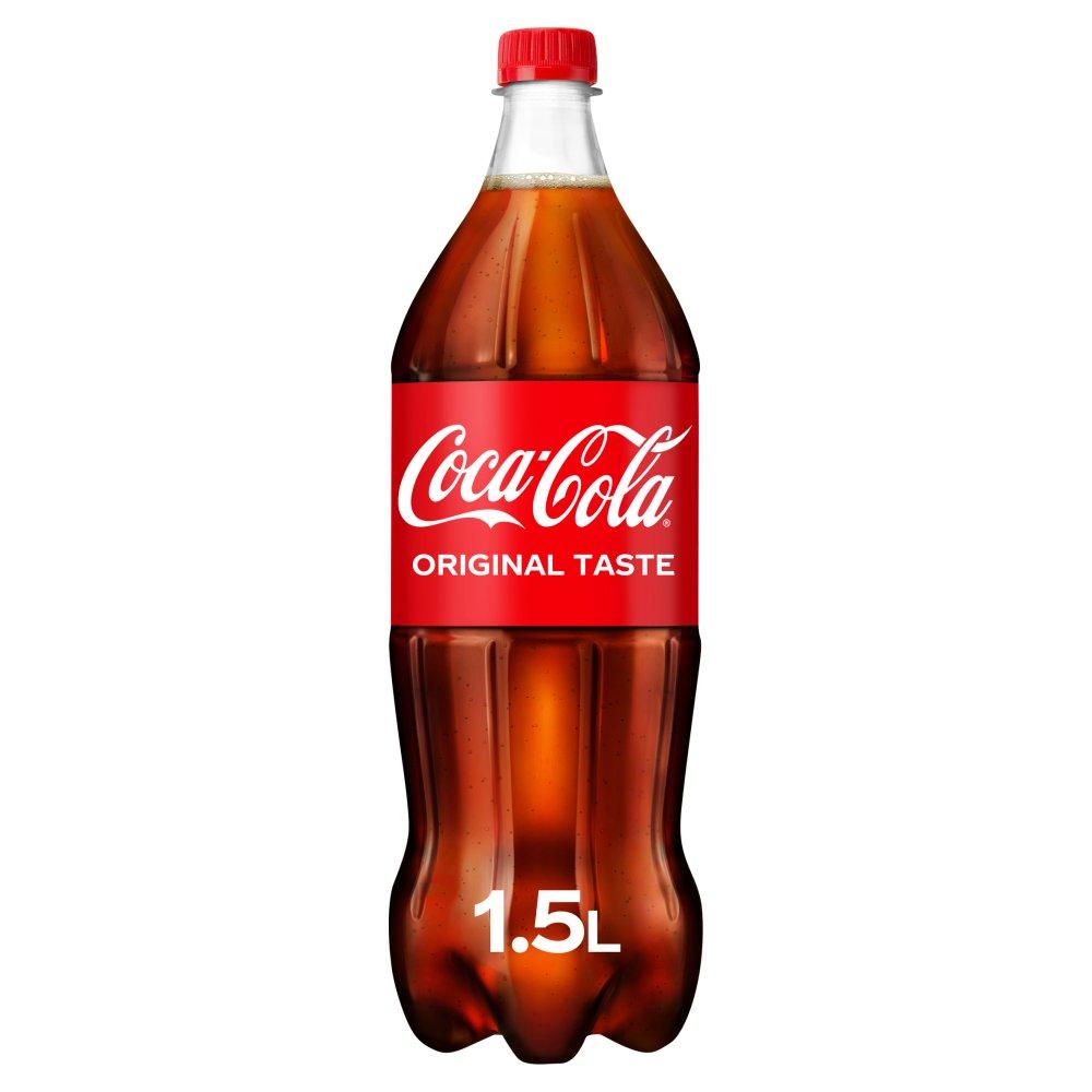 Coca-Cola Original Taste 1.5L