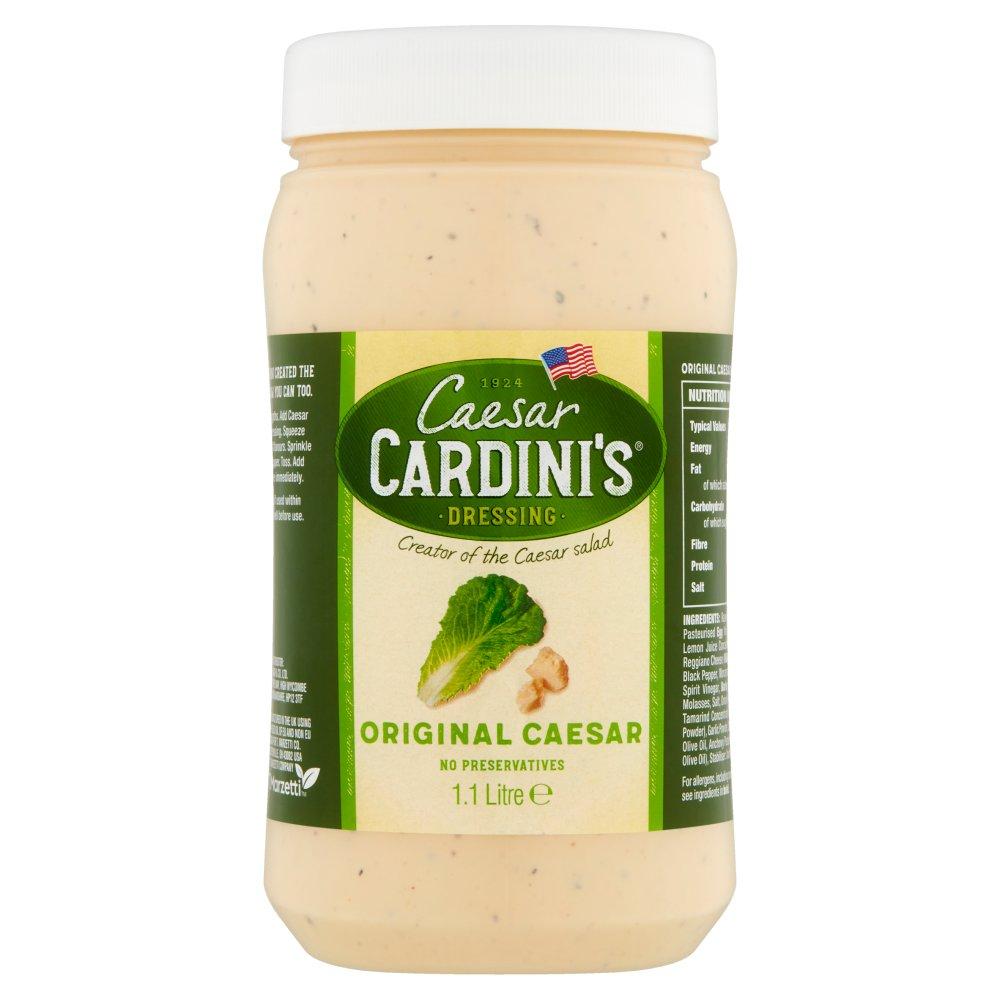 Cardini's The Original Caesar Dressing 1.1 Litre