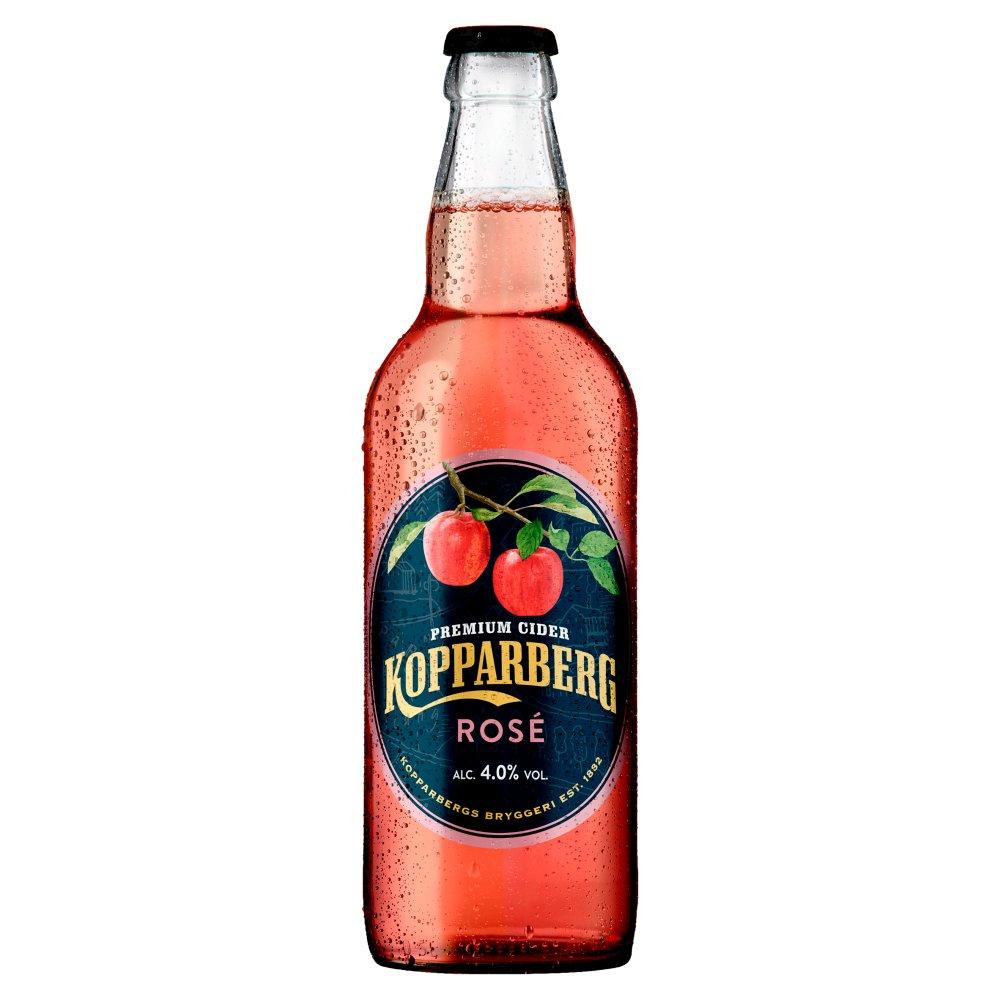 Kopparberg Premium Cider Rosé 500ml