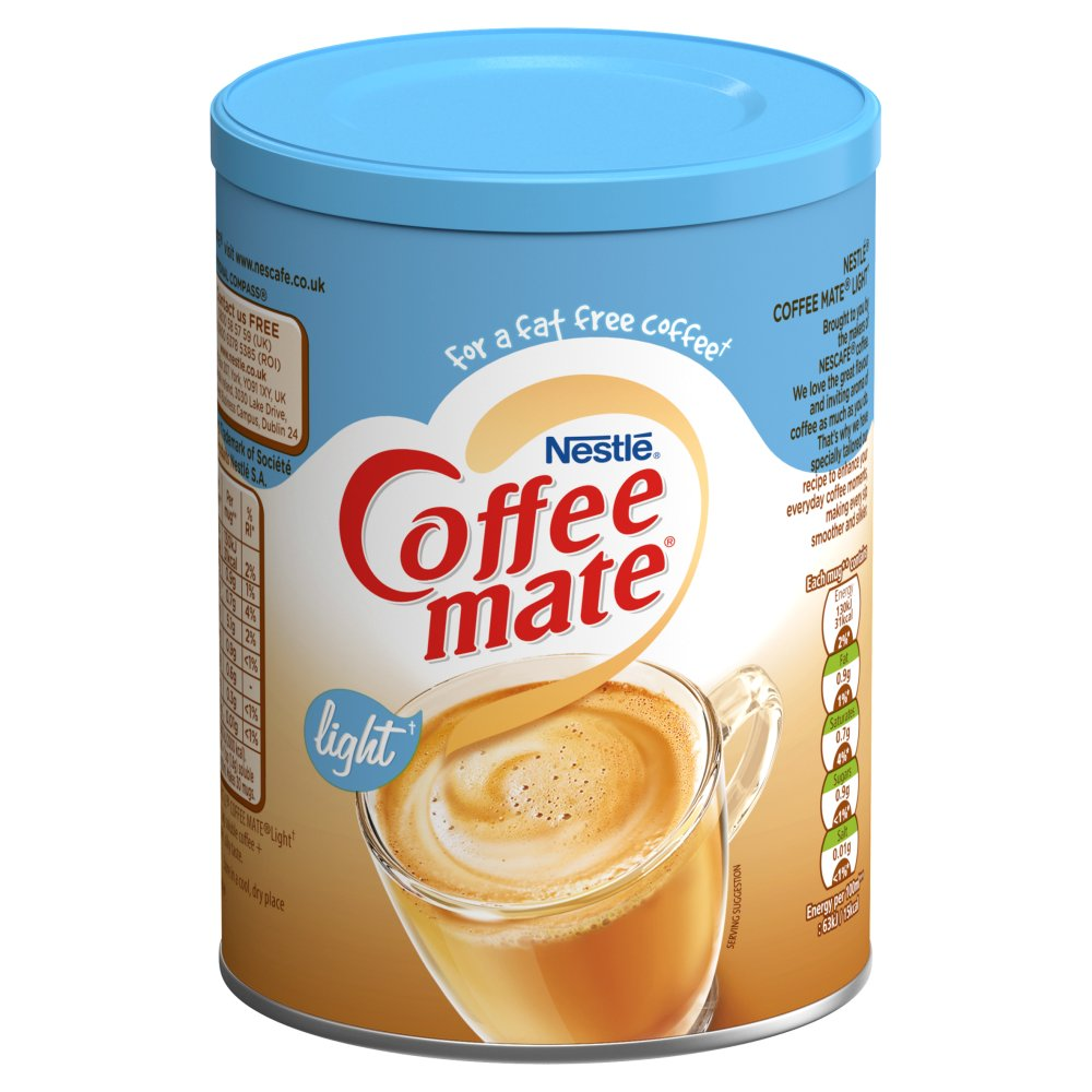 Nestlé Coffee-Mate Light Coffee Whitener 200g