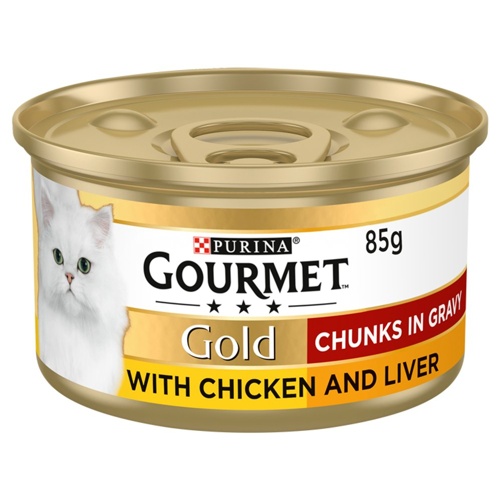 Gourmet Gold Chicken & Liver