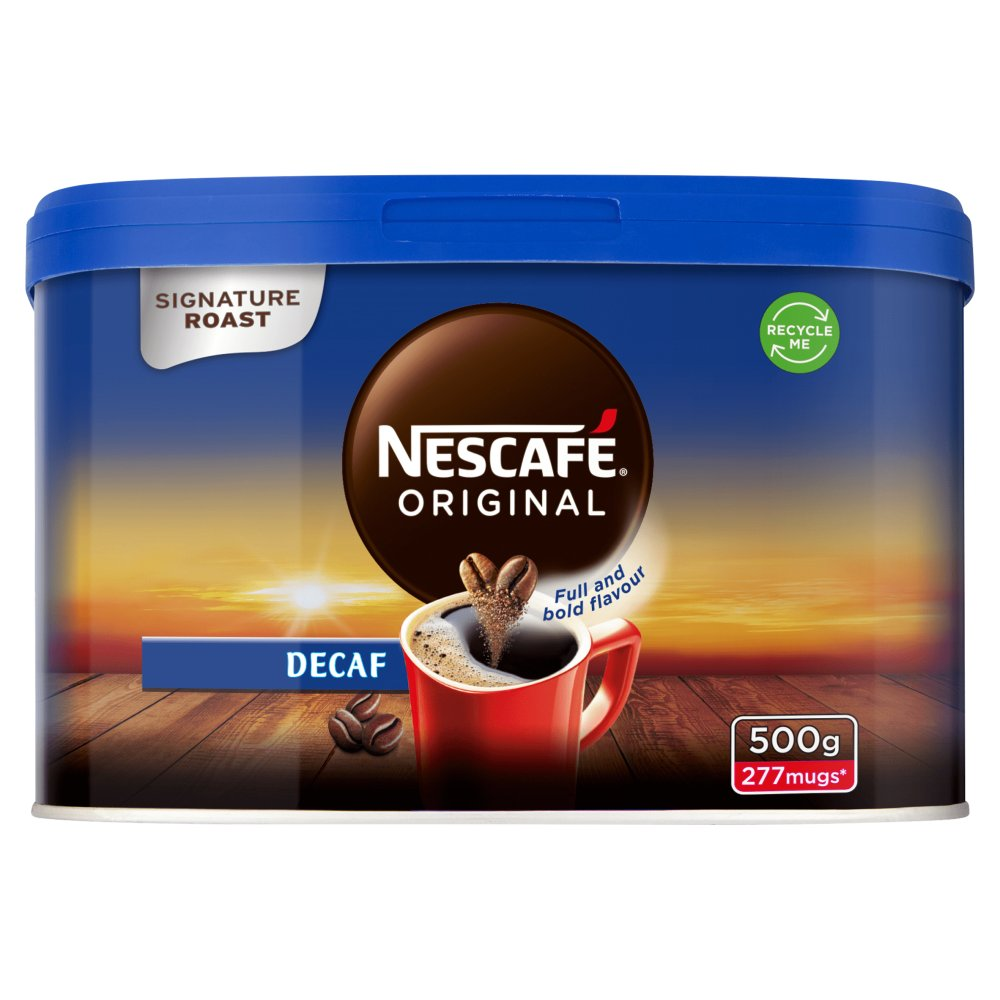 Nescafe Decaf Coffee