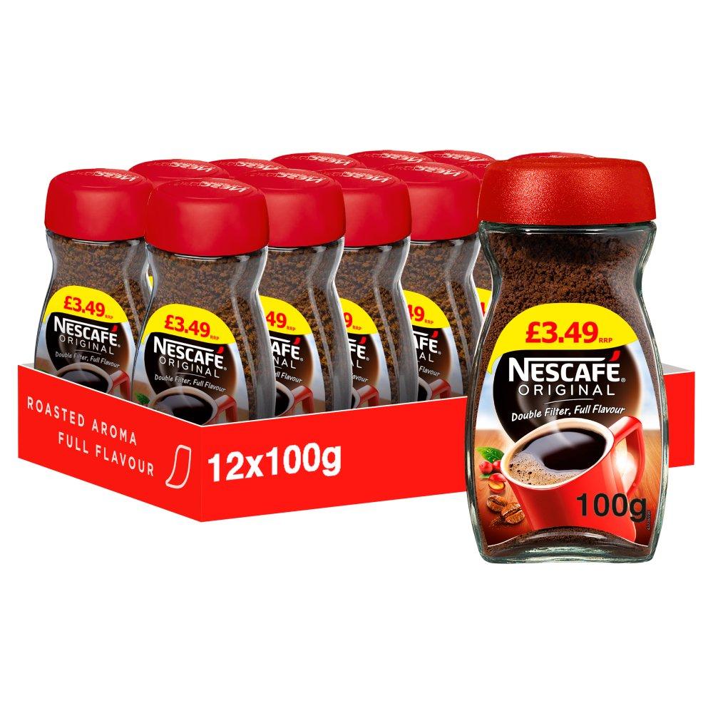 NESCAFÉ Original Instant Coffee 100g
