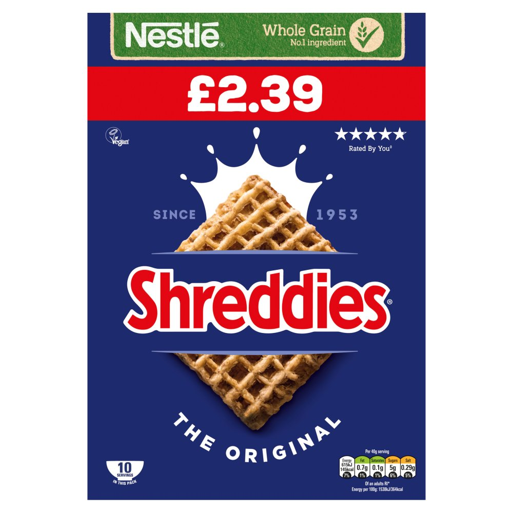 Shreddies The Original 415g