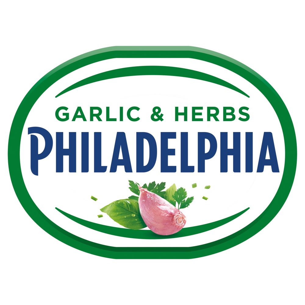 Philadelphia Garlic Herb Light