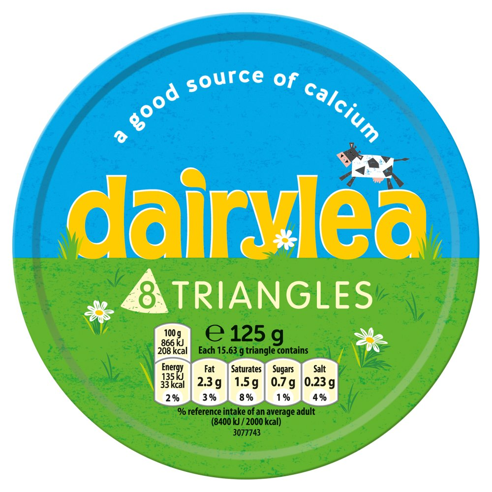Dairylea Cheese Portion