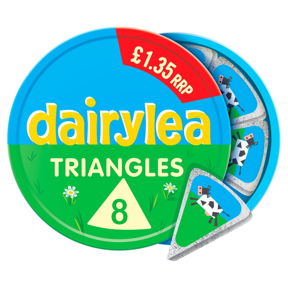 Dairylea Portions PM £1.35