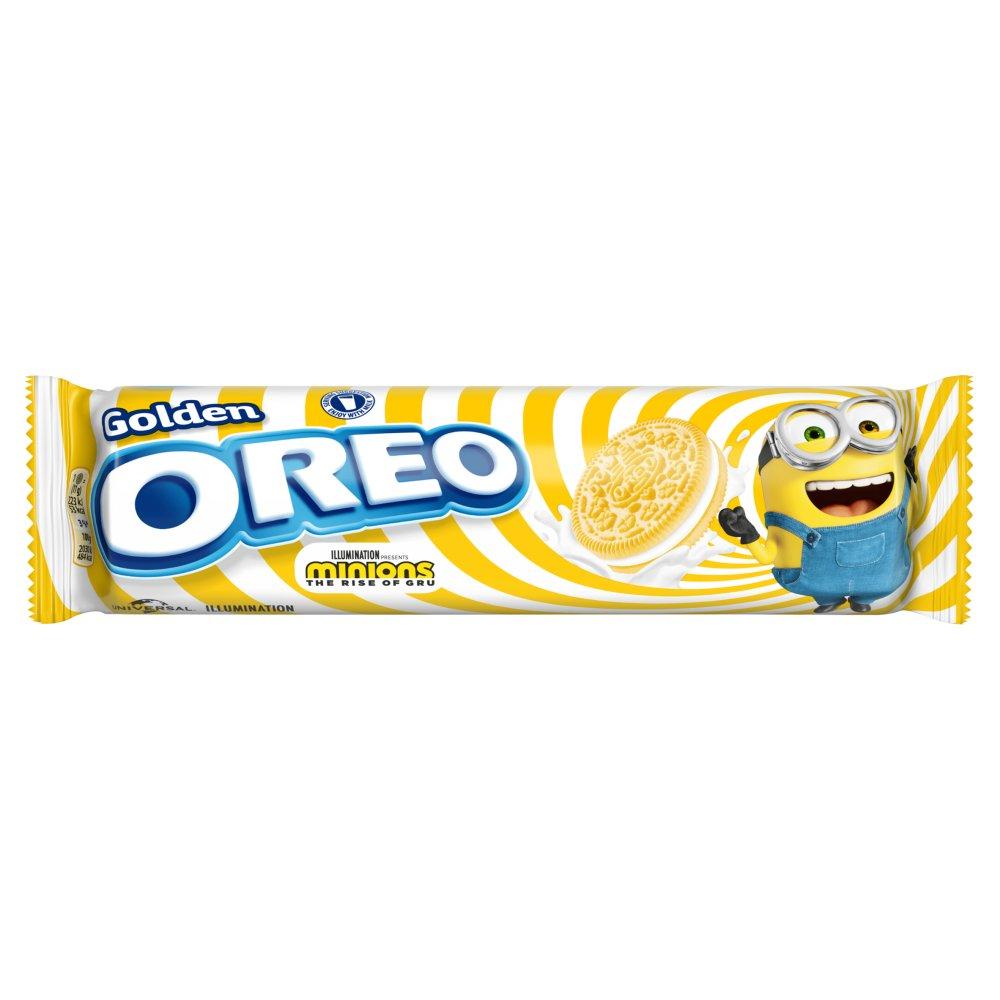 Oreo Golden Biscuits 154g
