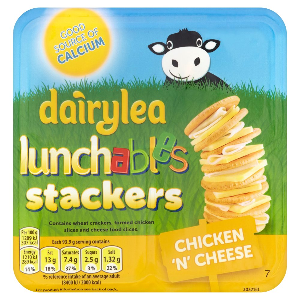 Dairylea Lunchables Chicken 94g