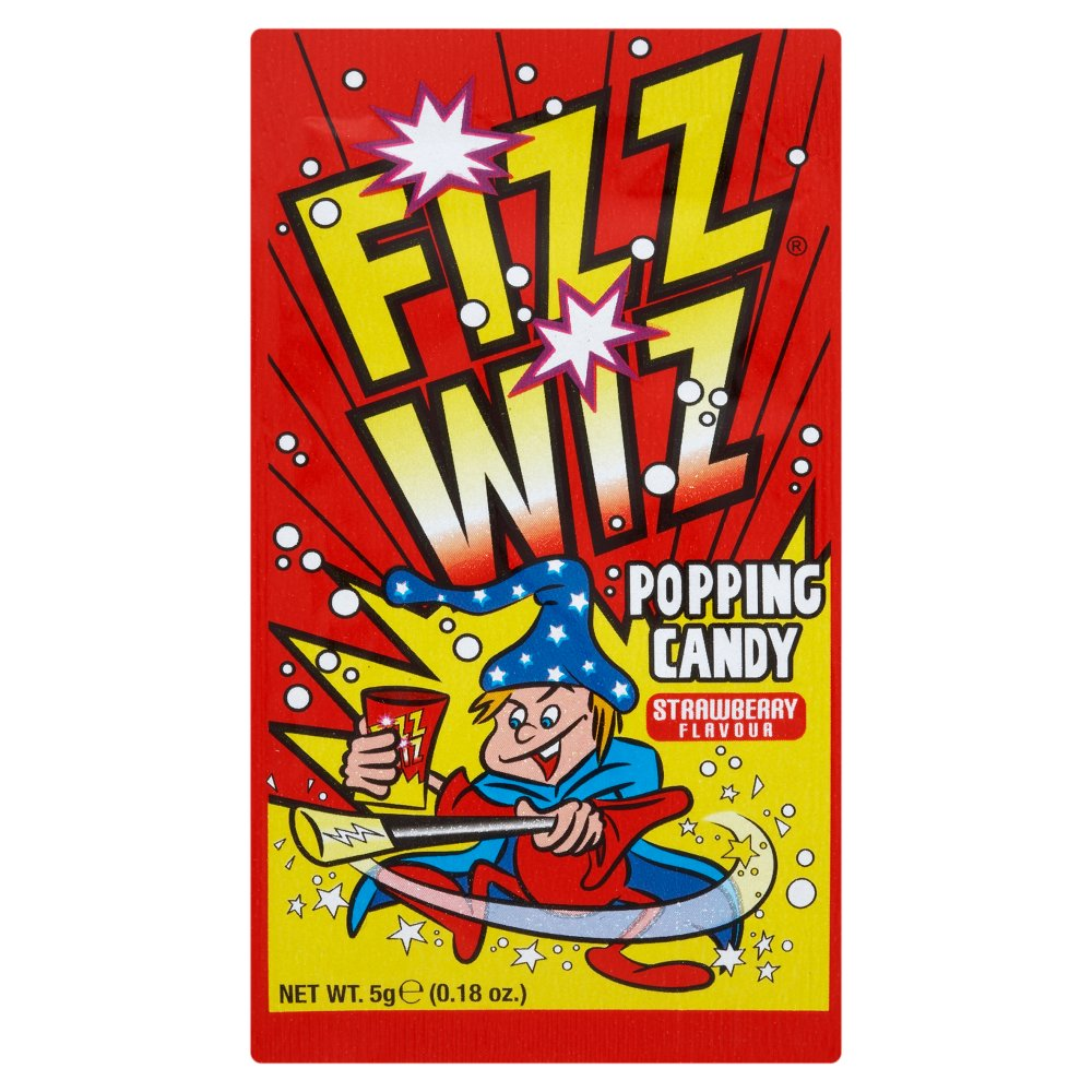 Zeta Fizz Wiz Strawberry