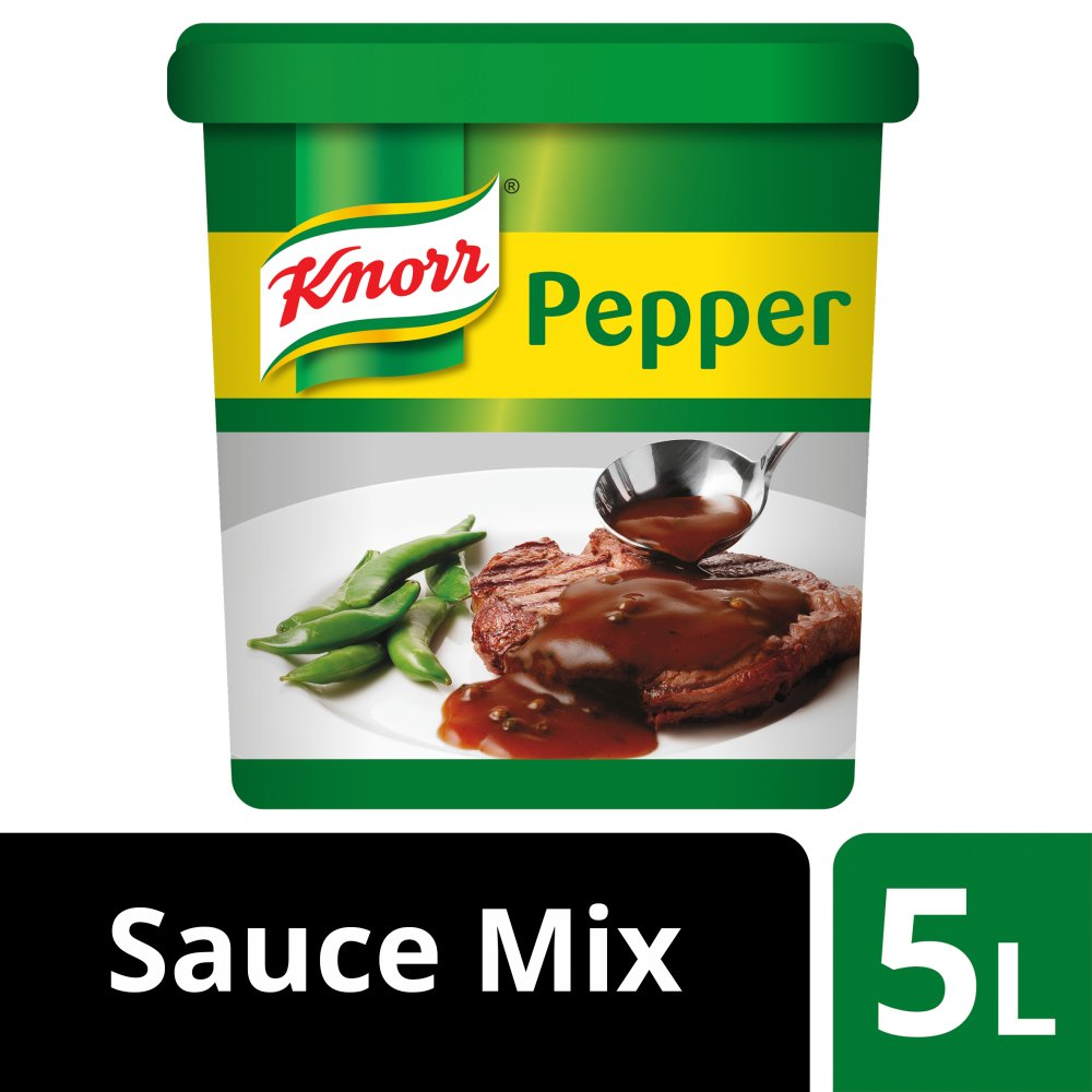 Knorr Pepper Sauce